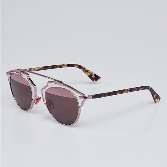 d29310b592 Dior Accessories - Authentic Dior so real pink sunglasses